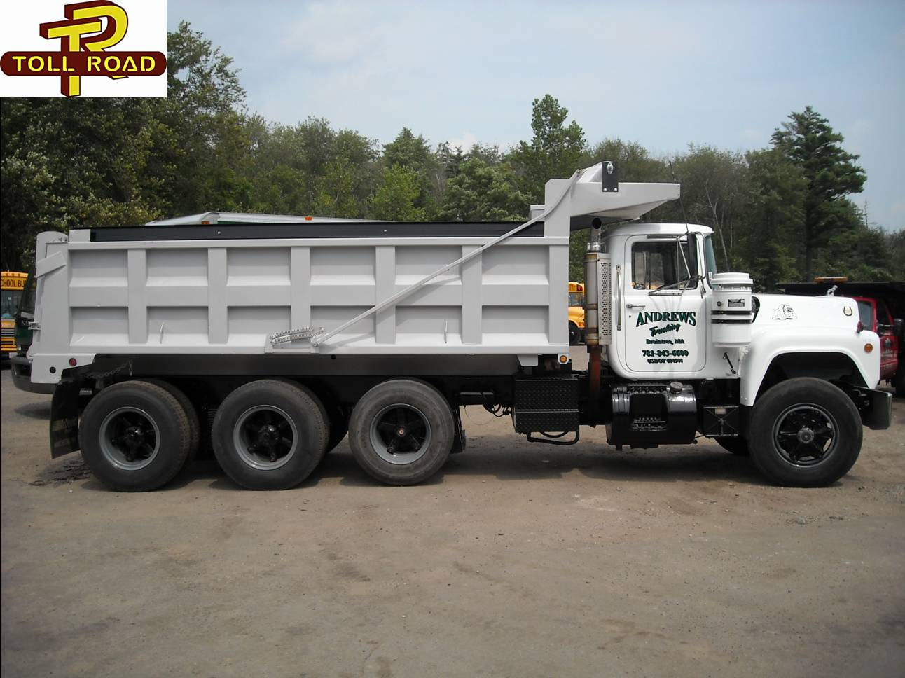 Toll Road Extreme Duty Dump Body