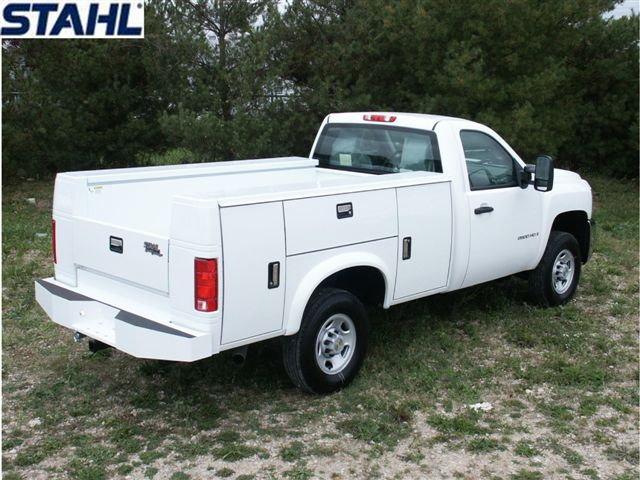 Ford Stoneham Stahl Utility Bed Magnificent Challenger St | Service Body ...