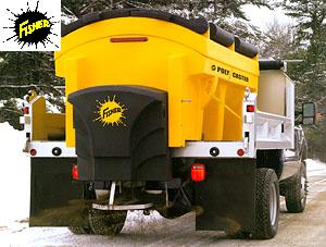 Fisher spreader systems