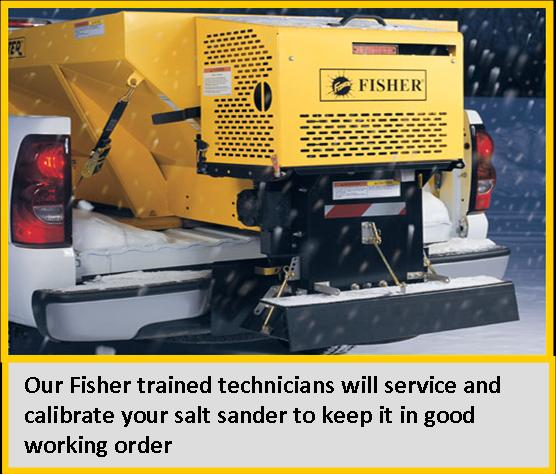 Spreader calibration and/or repairs